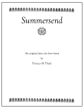 Summersend Title Page